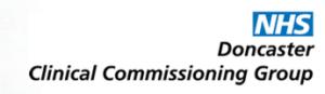 Doncaster CCG Logo