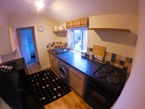 Wade House Flat 2 - Kitchen