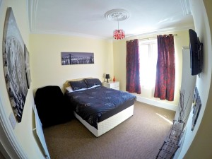 Another example of Bedroom at Page House Swinburne Housing