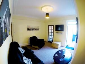 Page House Lounge at Swinburne Housing