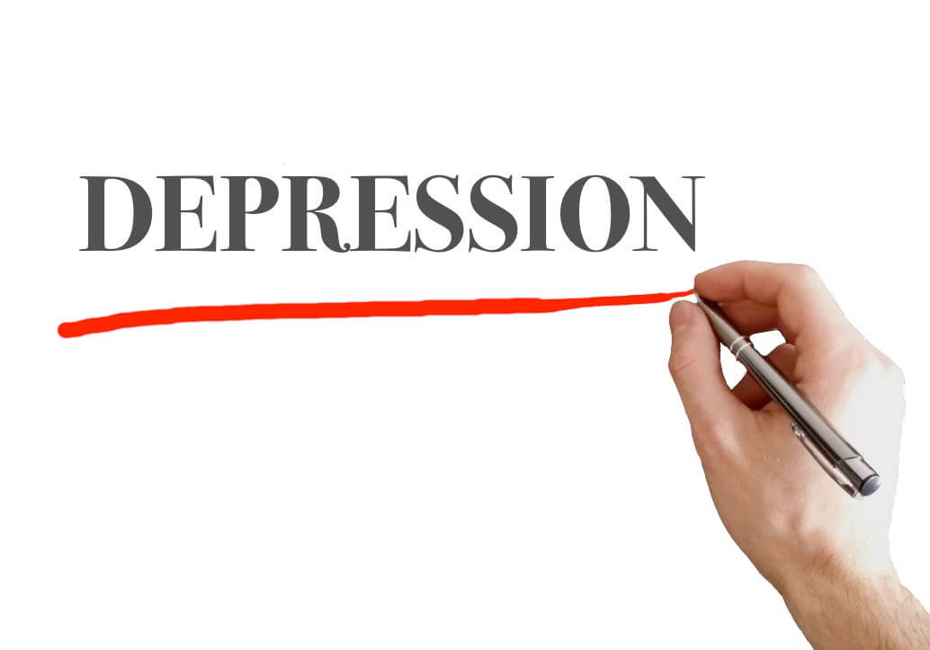 Depression - What is it and what to look for?
