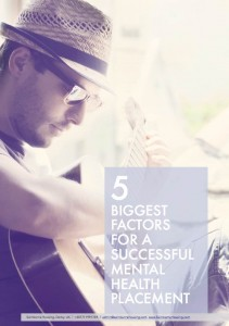 5 Biggest Factors For A Successful Placement in Mental health